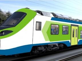 Alstom prevé entregar los primeros trenes de hidrógeno a Italia a finales de 2023