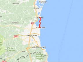 Francia albergará el primer proyecto eólico flotante en el Mediterráneo