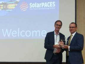 Australia también generará electricidad solar día y noche con un mix Termosolar + Fotovoltaica + Almacenamiento