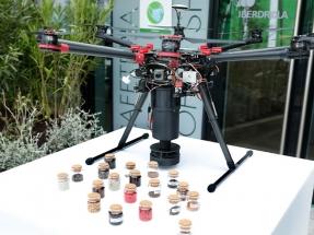 Iberdrola empleará drones inteligentes para impulsar la plantación de hasta 8 millones de árboles