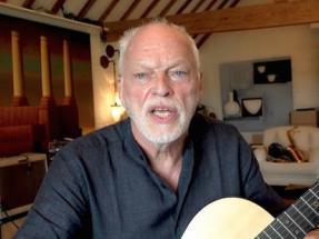 David Gilmour, de Pink Floyd, subasta sus guitarras para luchar contra el cambio climático