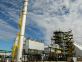 Argentina conecta su mayor planta de producción de electricidad con cáscara de cacahuetes