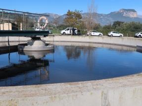 La Agencia Balear del Agua inicia un proyecto piloto de producción de biogás a partir de lodos de depuradora