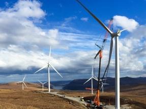 Europa supera el listón de los 200.000 megavatios de potencia eólica instalada