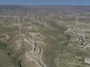 Comienzan a operar los tres parques eólicos que Disa ha erigido en Canarias