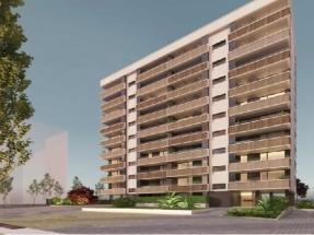 Navarra levanta dos bloques de viviendas renovables al 94%