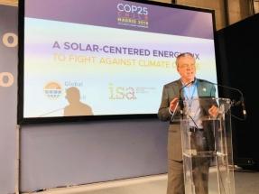 """""""El tiempo para la energía solar es ahora"""""""