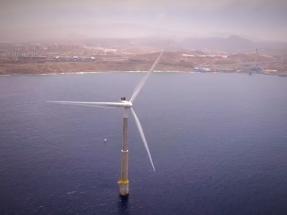 Hito del centro tecnológico CEIT en materia de comunicación inalámbrica con plataformas eólicas marinas