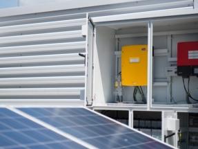 La ingeniería vasca Ennera conecta en Afganistán su primera planta solar híbrida con baterías de litio
