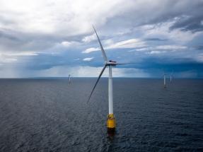 La potencia eólica marina crecerá en Europa hasta un 52% en los próximos dos años