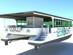 El primer catamarán solar made in España zarpará en junio de Santander