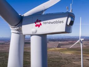 EDPR entra en el mercado terrestre del Reino Unido con una cartera eólica y solar de 544 MW