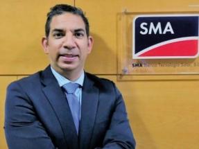 """Eduardo Vidalon, director de Ventas en España y Portugal. SMA Ibérica Tecnología Solar: """"Los clientes apuestan por la calidad de los productos europeos"""""""