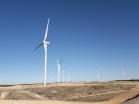 Enel Green Power conecta en Zaragoza dos parques eólicos que suman 75 megavatios