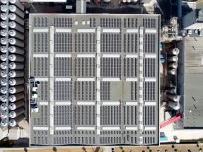 """Ingenieros de Galicia concede el premio al """"Mejor Proyecto de Energías Renovables"""" a la instalación de autoconsumo de Estrella Galicia"""