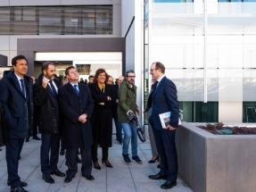 Eiffage Energía integra solar térmica, fotovoltaica, biomasa y aerotermiaen su nueva sede nacional