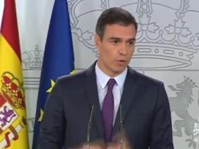 Sánchez señala la transición ecológica como el primero de los ejes de su futuro Gobierno