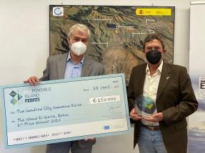 La Unión Europea premia a la isla de El Hierro con el RESponsible Island Prize
