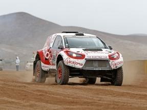 El todoterreno 100% eléctrico con el que Acciona compite en la Dakar encara el último tramo del rally