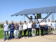 Solar fotovoltaica para el electrizador europeo ELY4OFF