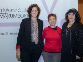 Nace en Pamplona la Red de Mujeres Activas por el Clima