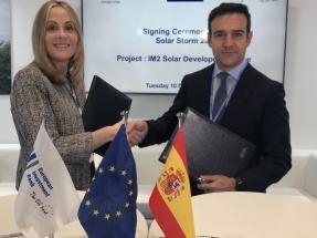 """El banco de la UE elige España para invertir por primera vez en una """"plataforma para desarrollo de proyectos de energías renovables"""""""