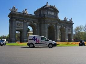 La electromovilidad sigue ganando espacio en Madrid