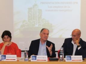 Transición energética, una oportunidad para elevar la tasa de empleo hasta el 74% en España