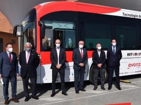 Málaga lidera la carrera europea hacia la implantación del autobús eléctrico y sin conductor