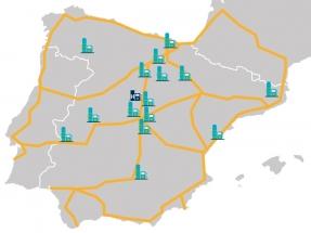 Enagás desarrollará su red de estaciones de repostaje de gas natural licuado con fondos públicos