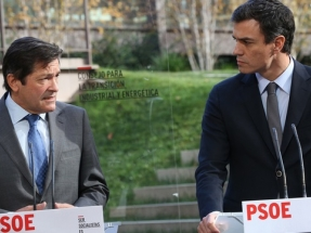 El Gobierno socialista de Asturias pide a Pedro Sánchez que nacionalice las térmicas de carbón