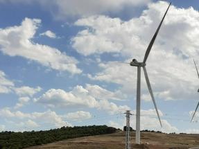 Endesa conecta en Aragón los 18 megavatios del parque eólico Cañaseca