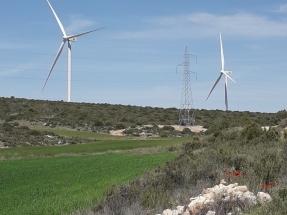 EGPE conecta 4 parques eólicos en Zaragoza
