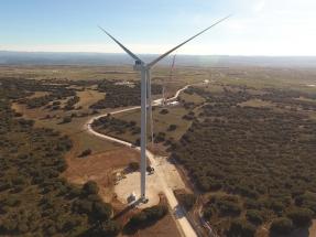 EGPE comienza las obras de instalación de un parque eólico de veinte megavatios en Burgos