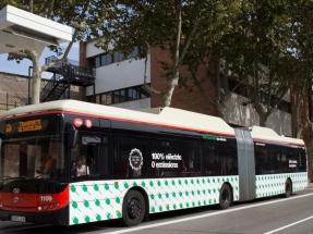 "Endesa instala dos ""equipos de recarga ultrarrápidos"" para los autobuses eléctricos de Barcelona"