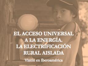 Entre 20 y 30 millones de personas siguen sin acceso a la electricidad