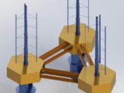 Enermar premia un proyecto que combina eólica offshore y energía de las mareas