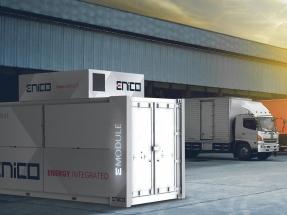 Eaton y Enico lanzan una superbatería-contenedor escalable que almacena electricidad de la red y energías renovables