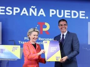 La Comisión Europea aprueba el Plan de Recuperación, Transformación y Resiliencia de España