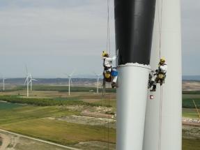 Aerogeneradores espantapájaros que alejan a la avifauna de los parques eólicos