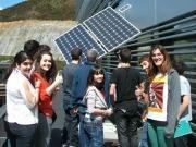 Un laboratorio para la primera promoción de ingenieros en Energías Renovables