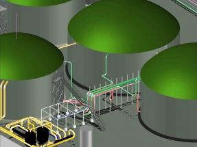 El biogás de Genia se asienta en Ucrania y crece hacia el Reino Unido