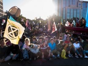 Los activistas por el clima denunciarán la violencia de la Policía en Madrid
