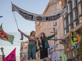 Extinction Rebellion reclama Asambleas Ciudadanas Climáticas vinculantes