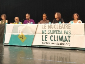 Madrid acoge el Foro Social Mundial Antinuclear