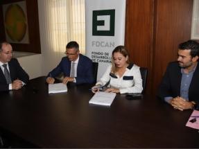 Lanzarote da luz verde a los cuatro aerogeneradores que integrarán el parque eólico de Arrecife