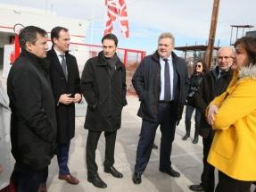Castilla-La Mancha anuncia que subvencionará estaciones de servicio expendedoras de combustibles fósiles