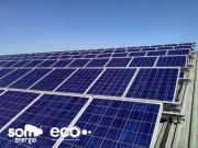 Som Energía Valencia impulsa la socialización de una nueva planta solar