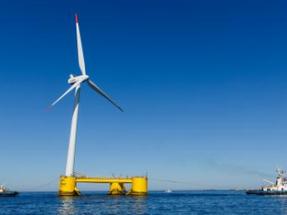 Greenalia impulsa el primer parque eólico marino flotante en España
