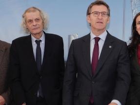 EDP Renováveis inaugura un parque eólico en Galicia